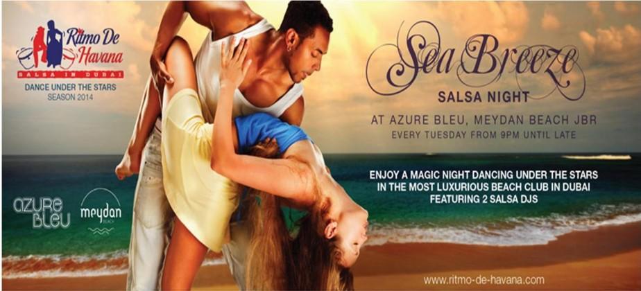 tuesday night salsa dubai
